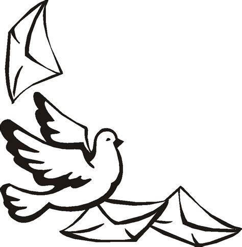 clipart clipart duif animaatjes