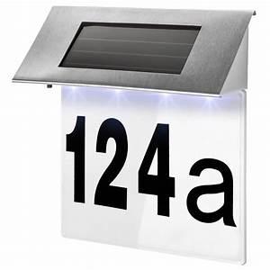 Plaque Numero Maison : num ro de maison num ro de porte de rue plaque chiffre signal tique lumineux eclairage ~ Teatrodelosmanantiales.com Idées de Décoration