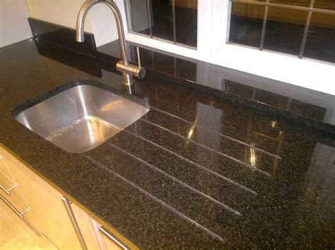 how to install a sink into your granite worktop