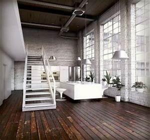 Renovation Hangar En Habitation : 5 conseils pour bien am nagement un loft ~ Nature-et-papiers.com Idées de Décoration