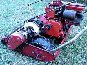 Cooper Klipper Power Reel Lawn Mower
