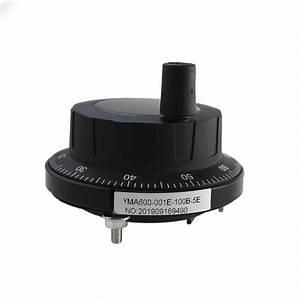 Yma600 Voltage Output Black Cnc Machine Manual Encoder
