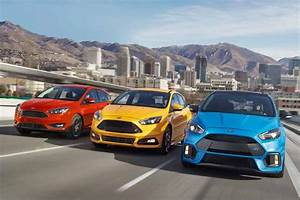 Ford Bids Farewell To Focus And C-Max In The US