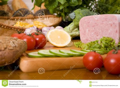 composition cuisine composition of food stock photography image 9111112
