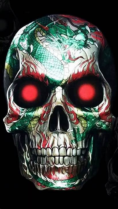 Skull Skeleton Skulls Iphone Glow Dark Halloween