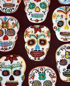 Day of the Dead Cookies Recipe Leite's Culinaria