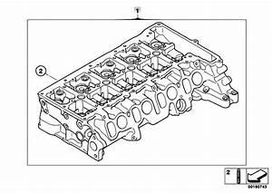 Original Parts For E90 320d N47 Sedan    Engine   Cylinder