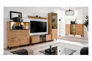 Meuble Moderne Salon : meuble de salon en bois moderne style scandinave novomeuble ~ Teatrodelosmanantiales.com Idées de Décoration