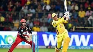 IPL 2018 : MS Dhoni stars as CSK beat RCB by 5 wickets