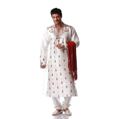 de cuisine indienne tenue indienne blanche pour homme