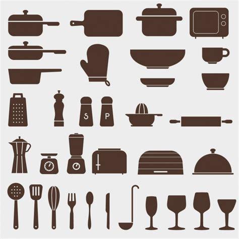 icone cuisine différentes icônes de cuisine télécharger des vecteurs gratuitement