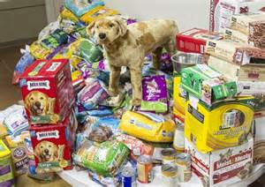 Food Animal Shelter Donations