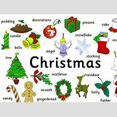 Christmas Vocabulary Square And Wordsearch By Hifisher