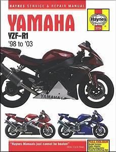 Yamaha R1 2001 Service Manual England