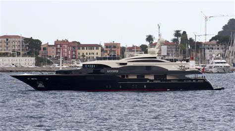 Ulysses Yacht Boat International by Ulysses Yacht Benetti Boat International