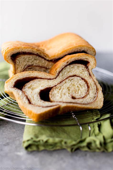 homemade cinnamon swirl bread sally s baking addiction