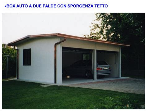 box auto prefabbricati costi centrobox it