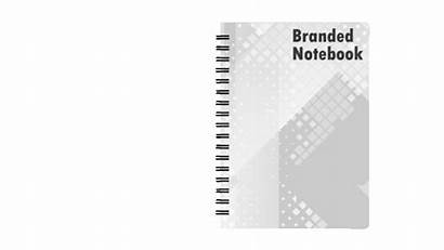 Branded Notebook Notebooks Own Create