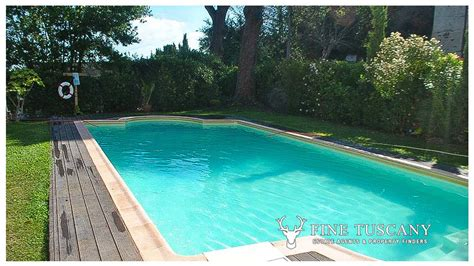1 Bedroom Apartment With Swimming Pool For Sale In Tuscany