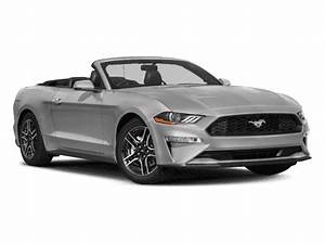 2018 Ford Mustang EcoBoost Premium Convertible Lease $529 Mo $0 Down Available | 1-888-912-2578