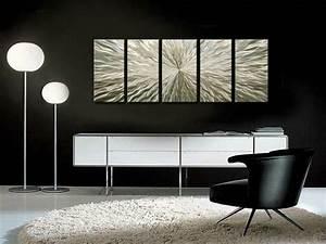 Decoration Murale Design : decoration murale design metal ~ Teatrodelosmanantiales.com Idées de Décoration