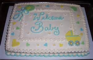 Baby Shower Sheet Cakes For Boy baby boy shower sheet cake ideas