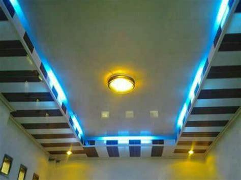 model plafon pvc  ruang tamu  kamar tidur