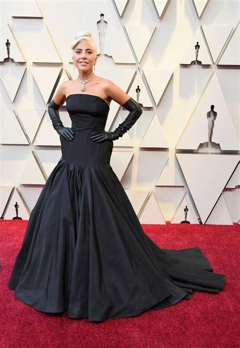 Oscars Lady Gaga Amy Adams Glenn Close Shine