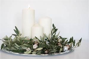 Adventskranz Mit Weingläsern : dekoration adventskranz mit olivenzweigen deko diy blog ~ Whattoseeinmadrid.com Haus und Dekorationen
