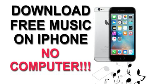 free music on iphone how to download free music on iphone ipad ipod 2017 Free