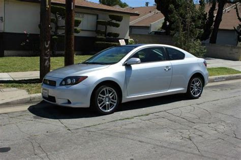 old cars and repair manuals free 2010 scion xd seat position control find used 2010 scion tc hatchback coupe 2 door 2 4l manual transmission in lomita california