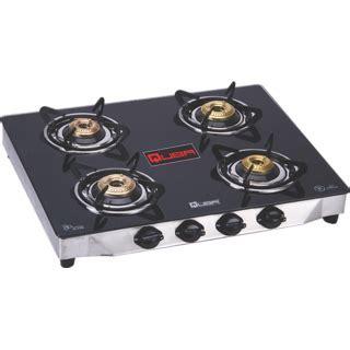 Quba 4 Burner Gas Stove Automatic