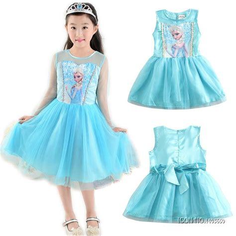 Vestido Disney Store Frozen Elsa - $ 59.900 en Mercado Libre