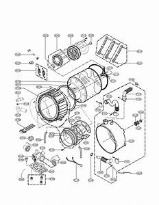 Kenmore Elite Washer Parts