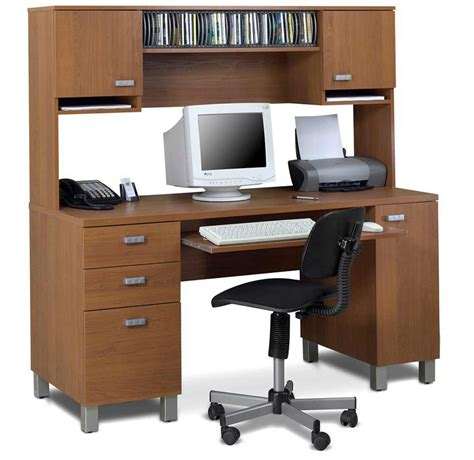 solid wood computer desk l shaped computer table with bookshelf design viendoraglass com