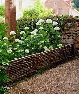 Beeteinfassung Selber Machen : beeteinfassung haselnuss the garden shop ~ Yasmunasinghe.com Haus und Dekorationen