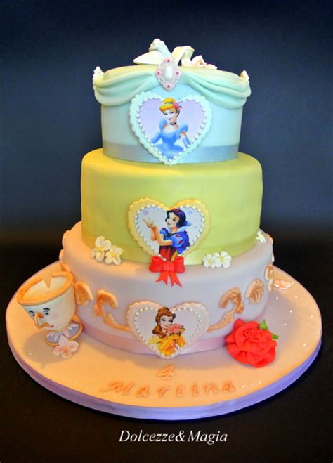 Girls Birthday Cakes on Pinterest   Princess Cakes, Disney Princess Cakes and Princess Crown Cake