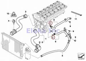 2004 Bmw 325ci Cooling System Diagram