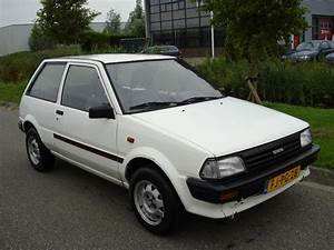 1986 Toyota Starlet - Pictures