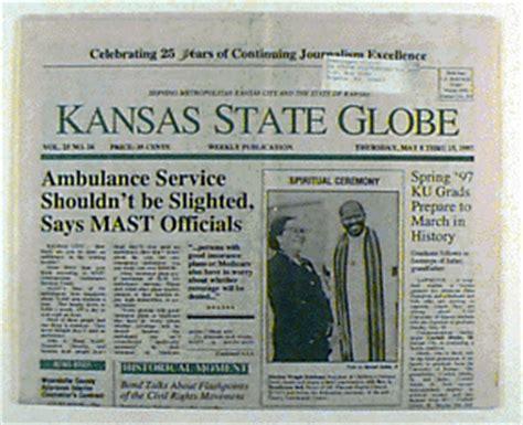 african american newspapers kansapedia kansas