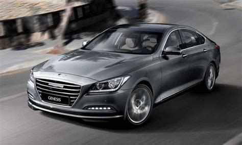 Hyundai Genesis Safety Rating by New Safety Features Iihs Lauds Hyundai Genesis The Auto