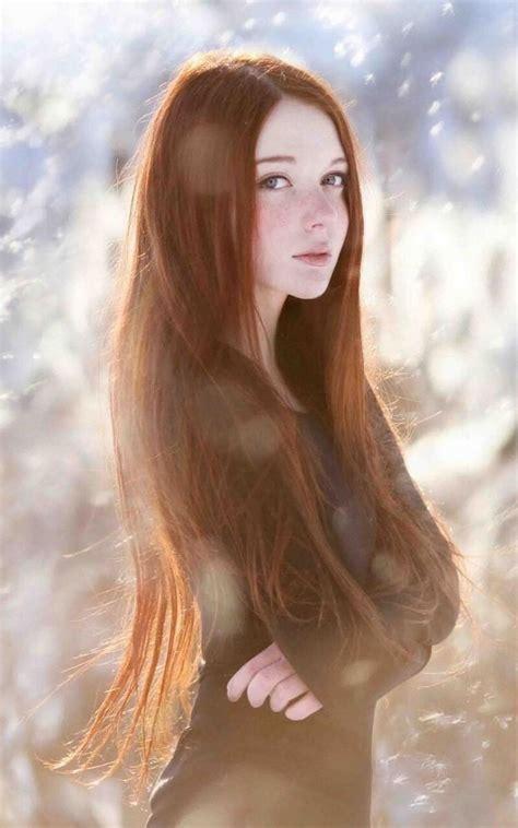 800x1280 Red Head Long Hair Girl Nexus 7 Samsung Galaxy