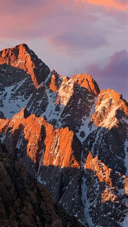 Sierra 4k Macos Mac Apple Os Mountain