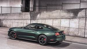 2020 Model Year Will Be The Last For The Bullitt Mustang - autoevolution