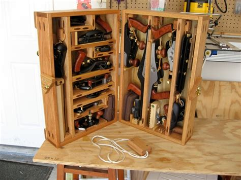 hand plane chest finewoodworking