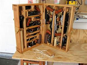 Hand Plane Chest - FineWoodworking