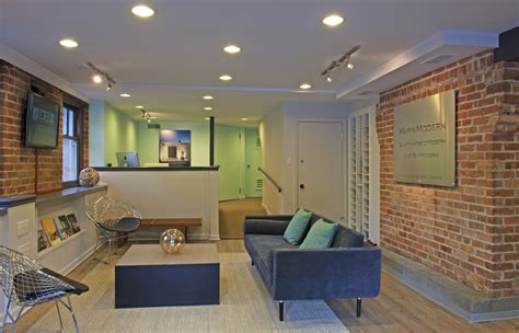 real estate office design marin modern real estate opens new client centric Contemporary