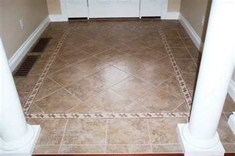 bordered entry from phoneix tile installation in