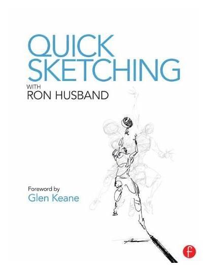 Sketching Quick Ron Husband Animator Signing Sketch