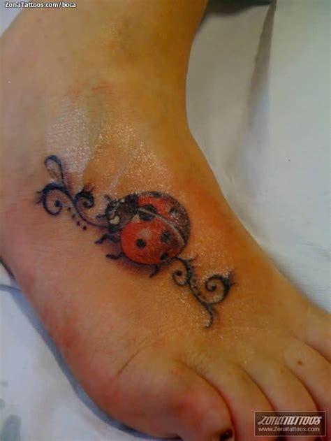 Ladybug Tattoo Ideas And Ladybug Tattoo Designs  Page 26